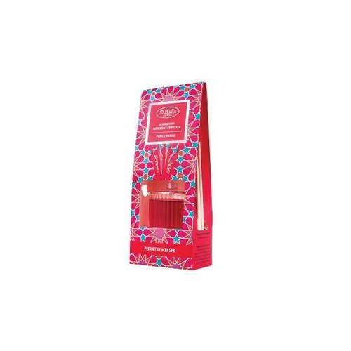 PACHNACA SZAFA Dekoracyjny Odswiezacz Powietrza Pikantny Meksyk Pizmo z Wanilia 40ml