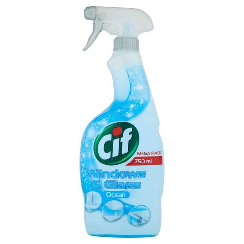 UNILEVER CIF- Windows & Glass Ocean 750ml