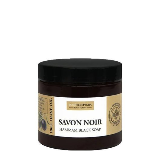 STARA MYDLARNIA Savon Noir Black Soap Mydlo Peelingujace 200ml