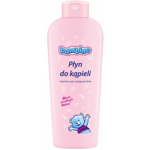 BEIERSDORF Bambino Plyn Do Kapieli 400ml