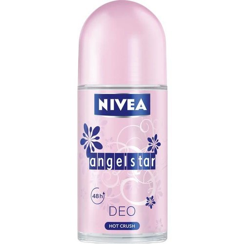NIVEA Antyperspirant Roll-On Angel Star Hot Crush 50ml