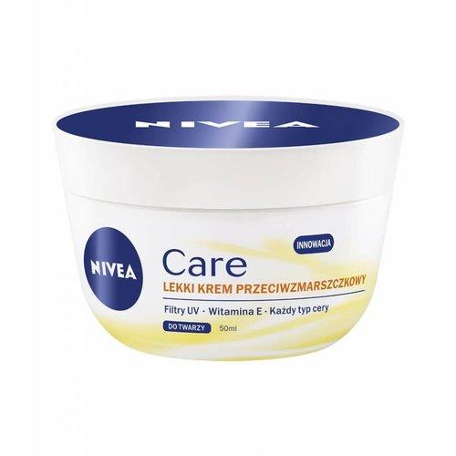 NIVEA NIVEA- Care Lekki Krem Przeciwzmarszczkowy 50ml