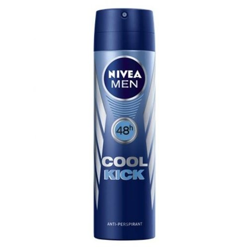 NIVEA MEN- Cool Kick Anti-Perspirant Spray  150ml