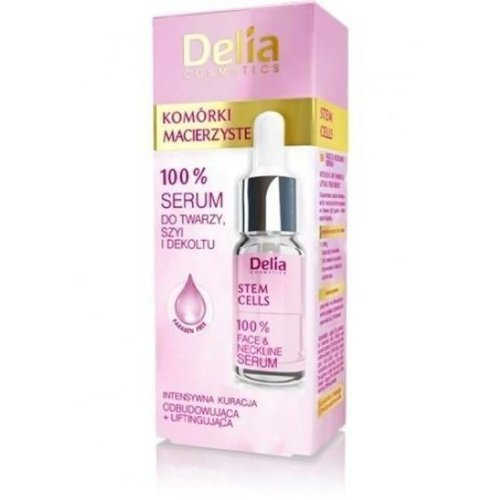 DELIA DELIA-100% Serum Liftingujace Komorki Macierzyste 10ml