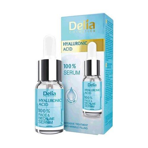 DELIA DELIA- 100% Serum z Kwasem Hialuronowym 10ml