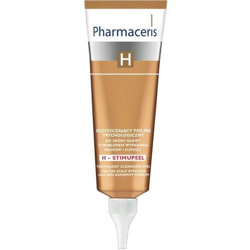 PHARMACERIS H Stimupeel Oczyszczajacy Peeling Trichology 125ml