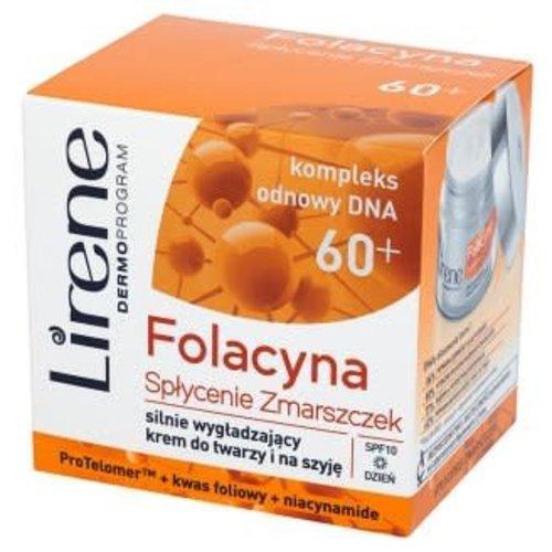LIRENE Folacyna 60+ Krem Na Dzien 50ml