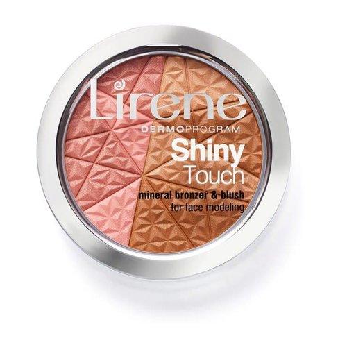 LIRENE Shiny Touch Bronzer z Rozem 9g