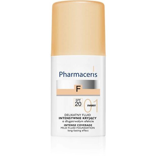 PHARMACERIS F Fluid Kryjacy 01 Ivory 30ml