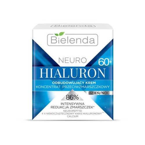 BIELENDA Neuro Hialuron 60+ Krem Odbudowujacy Dzien Noc 50ml