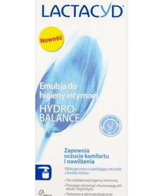 LACTACYD Hydro-Balance Emulsja Do Higieny Intymnej 200ml