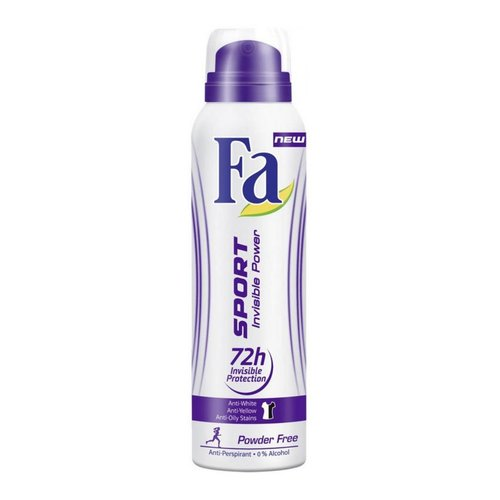 FA Antyperspirant Spray Sport Invisible Power 150ml