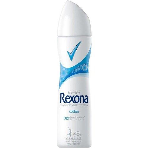 REXONA Antyperspirant Spray Cotton Dry 150ml