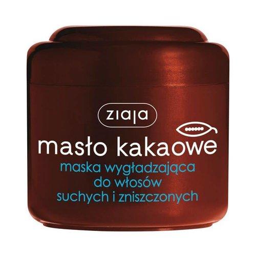 ZIAJA Maslo Kakaowe Maska Do Wlosow 200ml