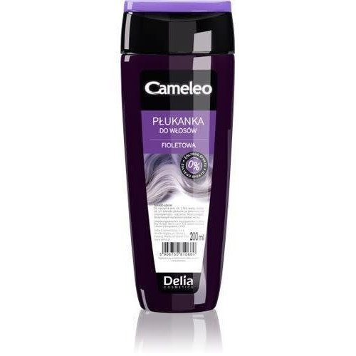 DELIA DELIA- Cameleo Plukanka Do Wlosow Fioletowa 200ml