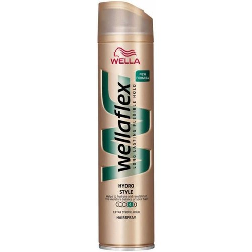 WELLA Wellaflex Hydrostale Lakier Do Wlosow 250ml