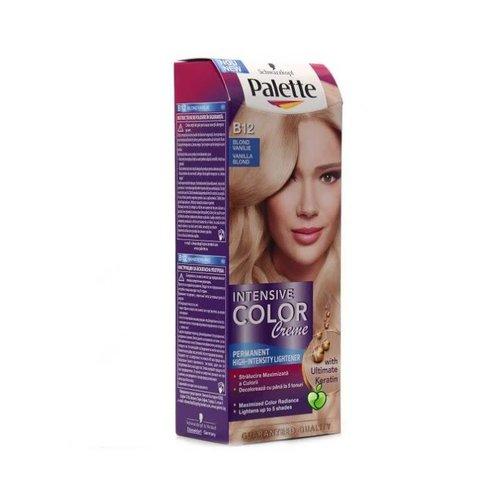 SCHWARZKOPF PALETTE- Intensive Color Creme Krem Koloryzujacy Nr B12 Waniliowy Blond