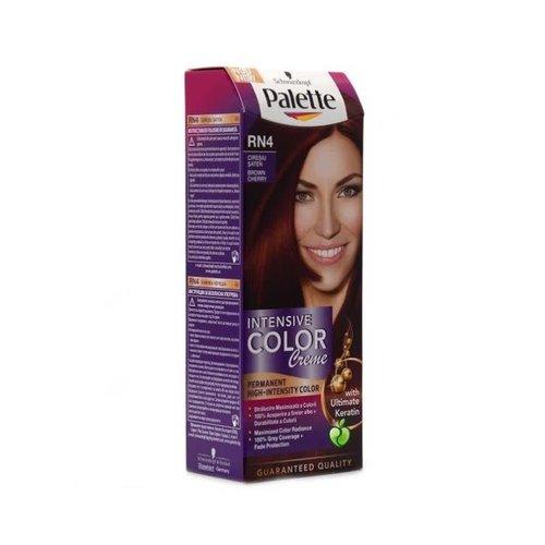 SCHWARZKOPF PALETTE- Intensive Color Creme Krem Koloryzujacy  Nr RN4 Wisniowy Braz