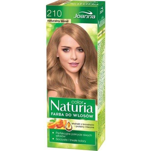 JOANNA Naturia Farba Do Wlosow Naturalny Blond 210