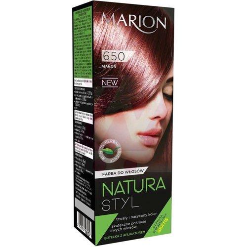 MARION Natura Styl Farba Do Wlosow Mahon 650