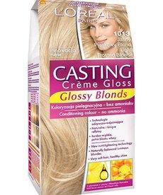 L'OREAL Casting Creme Gloss  Farba do Włosów 1013 Jasny Piaskowy Blond