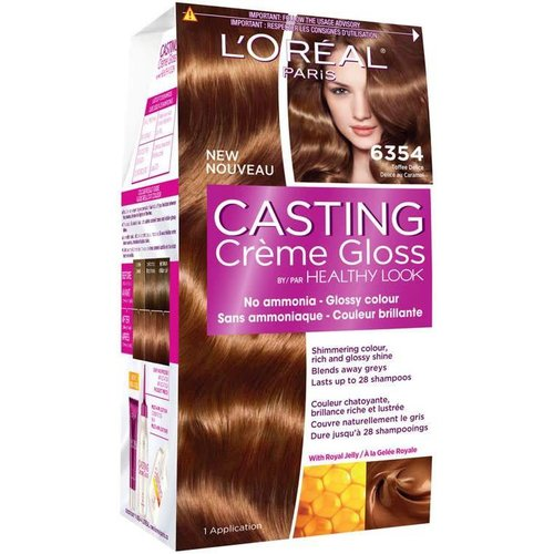 L'OREAL Casting Creme Gloss Toffi 6354