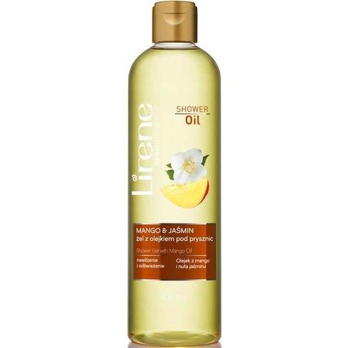 LIRENE Shower Oil Olejek Pod Prysznic Mango Jasmin 400ml