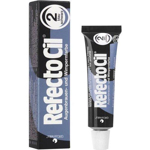 REFECTOCIL Henna Do Brwi i Rzes 2 Niebiesko-Czarna 15ml