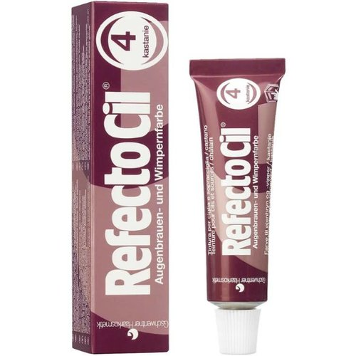 REFECTOCIL Henna Do Brwi i Rzes 4 Kasztan 15ml