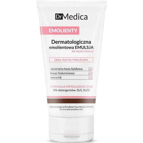 BIELENDA DR MEDICA- Emolienty Dermatologiczna Emolientowa Emulsja Do Twarzy Cera Sucha 150ml