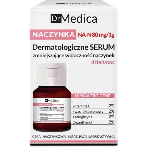 BIELENDA DR MEDICA- Naczynka Dermatologiczne Serum Zmniejszajace Widocznosc Naczynek 30ml
