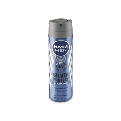 NIVEA Men Silver Protect Polar Blue Body Spray 150ml