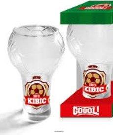 BGTECH GOOL Szklanka 100% Kibic  300ml