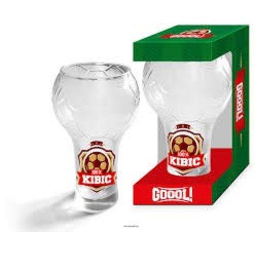 BGTECH GOOL Szklanka 100% Kibica
