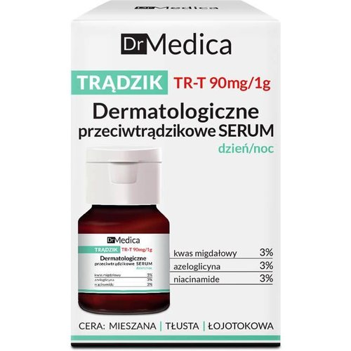 BIELENDA DR MEDICA- Tradzik Anti-Acne Serum Day/Night 30ml
