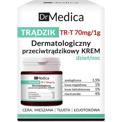 BIELENDA DR MEDICA- Tradzik Dermatologiczny Krem Przeciwtradzikowy  Dzien Noc 50ml