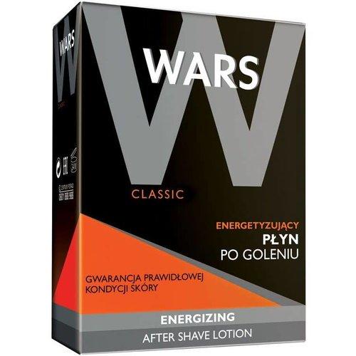 MIRACULUM WARS- Classic Plyn Po Goleniu Energetyzujacy 90ml