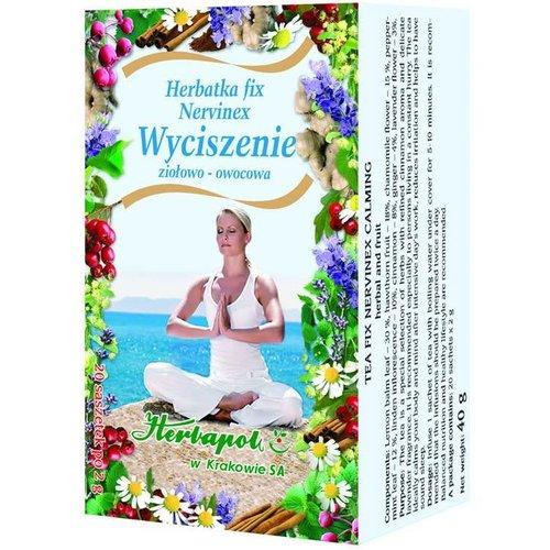 HERBAPOL Herbatka Fix Nervinex  Wyciszenie 20 sasz