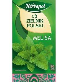 HERBAPOL Melisa Herbatka Ziołowa 20 saszetek