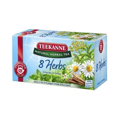TEEKANNE Herbatka 8 Ziol 20 sasz