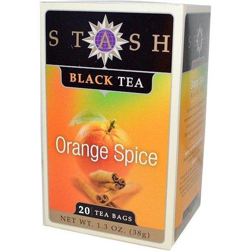 STASH Orange Spice Black Tea 20 Tea Bags