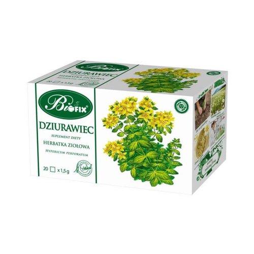BIOFIX Dziurawiec Herbatka Ziolowa 20 sasz