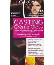 LOREAL Casting Creme Gloss Farba do Włosów 525 Czekoladowy Mus