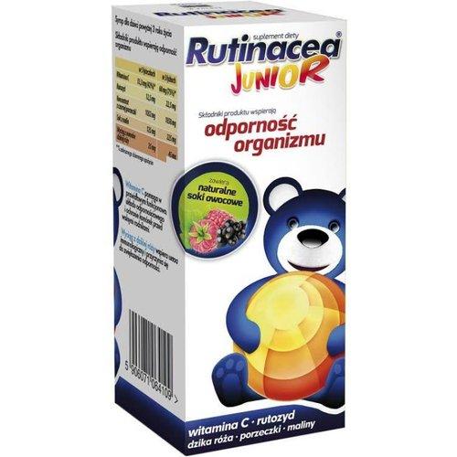 AFLOFARM RUTINACEA- Junior Syrop Odpornosc Organizmu 100ml