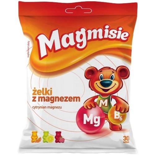 AFLOFARM MAGMISIE- Zelki z Magnezem 135g