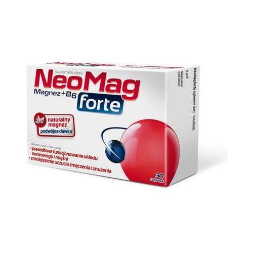 AFLOFARM NEOMAG- Forte Magnez i Witamina B6 50 tabl