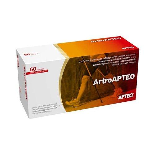 ARTRO APTEO- 120 mg Wyciagu z Kadzidlowca 60 kaps
