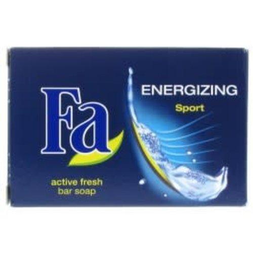 FA Energizing Sport Active Fresh Bar Soap 90g