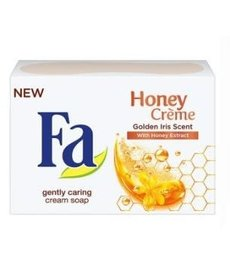 FA Mydło w Kostce Honey Creme Golden Iris Scent 90g
