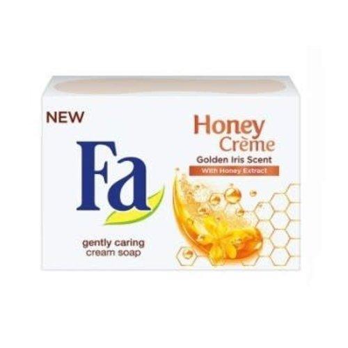 FA Honey Creme Golden Iris Scent Cream Soap 90g